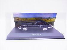 64265 EG Jaguar E-Type schwarz Modellauto 1:43 NEU in OVP