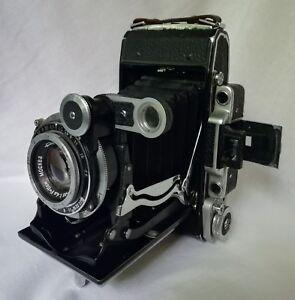 Moskva 2 Vintage Soviet Russian Photo Camera Mos\u0441ow 2 industar-23 moment-1 working camera Rare Vintage Soviet Union USSR 5206215