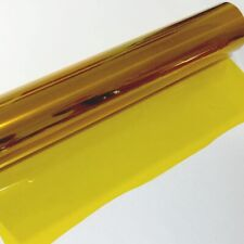 0.175mm Thick Amber Polyimide Film 6.89Mil x 520MM x 26FT Without Adhesive