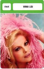 FICHE CINEMA :  VIRNA LISI -  Italie (Biographie/Filmographie)
