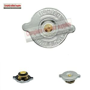 7 lb / psi  Short Reach Radiator Cap / Pressure Cap / Expansion Cap