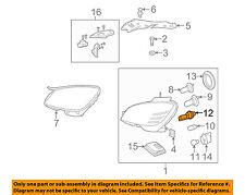 MERCEDES OEM 08-15 C300-Headlight Headlamp Bulb 000000004248