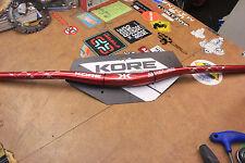 Kore OCD M35 25mm Rise 800mm Wide Mountain Bike Handlebar AL-7050 Triple Butted