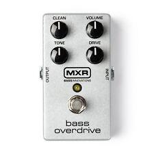 Mxr M89 Bass Overdrive Pedal Bass Effect Pedal - New