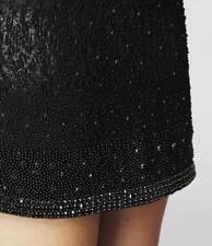 All Saints Raffi Embellished Beaded Skirt Size UK 8 BNWT £258
