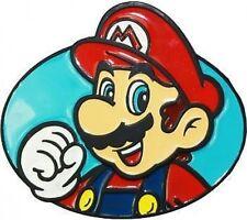 Official Licensed NINTENDO Super Mario Bros Belt Buckle NWT