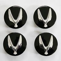 Genuine 4Pcs Wing WHEEL Center CAPS For Hyundai Tucson ix35