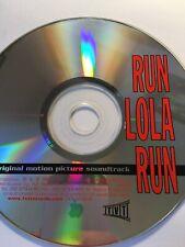 run lola run cd sound track