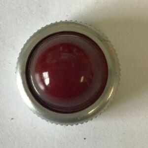 SQUARE D 9001 R6 RED LENSE COVER/CAP ***LOTOF35***