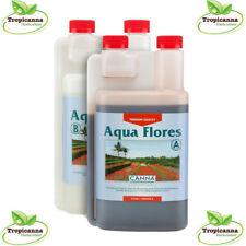 Canna Aqua Flores 1L A + B Plant Nutrient For Recirculating Systems