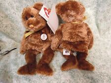 """mb-131 PLUSH toy:""""CHAMPION"""" TY Beanie Bear/Baby for FIFA  World Cup 2002 -SPAIN"""