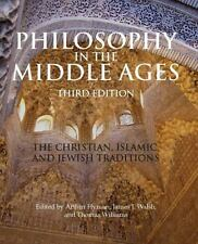 PHILOSOPHY IN THE MIDDLE AGES: Hyman et al Hackett 3RD ED 2010 NEW FREE SHIPPING