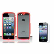 Étuis, housses et coques Bumper roses iPhone 5s pour téléphone mobile et assistant personnel (PDA) Apple