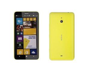 Nokia Lumia 1320 En Jaune Portable Mannequin Attrappe - Accessoires, Déco,