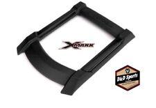 Traxxas 7817 - Roof Skid Plate BLACK, X-Maxx 3x15mm CS (4) (requires #7713X)