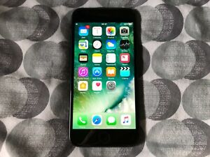 Apple iPhone 7 - 256GB - Space Grey - Factory Unlocked - RARE iOS 10.3.3