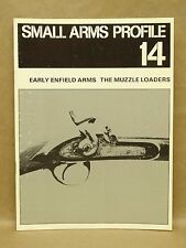 Vtg 1972 Small Arms Profile #14 Early Enfield Arms Muzzle Loaders Book Magazine