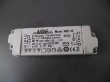 NRE NRE-60 Halogen Electronic Low Voltage Transformer 230V 11.5V FREE UK POST