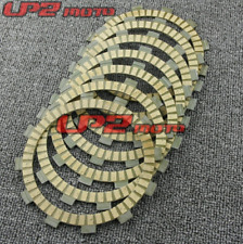 Clutch Friction Plates Discs Fits Yamaha DT400 1975-1976 RD400 C-F 1976-1979