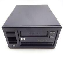 HP 587238-001 Ultrium 3280 SAS External Tape Drive - Minor Scratches