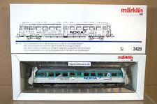 MARKLIN MäRKLIN 3429 DIGITAL 6080 DB NOKIA BR 515 TRIEBWAGEN RAILCAR LOCO MIB nc