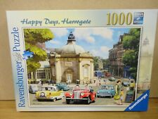 Ravensburger 1000 Piece Jigsaw Happy Days Harrogate by Kevin Walsh COMPLETE
