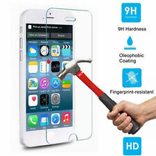 100% Genuine Tempered Glass Film Screen Protector For Apple iPhone 6 and 6 plus