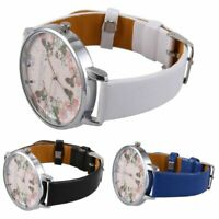 Lvpai Luxus Leder Frauen Kleid Uhren Armbanduhr Mode Blume Schmetterling Da A3S1