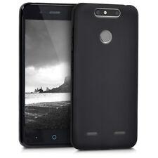 TPU Housse de protection pour ZTE Blade v8 Mini Noir Mat Case en Silicone Cover pour Téléphone portable