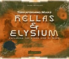 Stronghold Games: Terraforming Mars - Hellas & Elysium (New)
