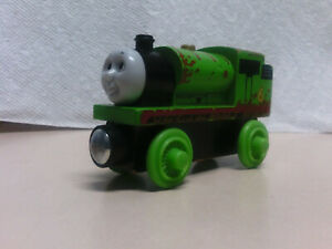 Thomas and Friends Wooden Railway Muddy Percy 2015