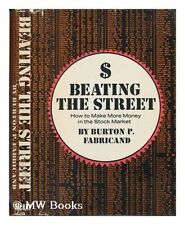 B0006C2KMS Beating The Street: How to make more money in the stock market