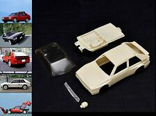 1/32 Lancia Delta S4 Stradale resin body Kit slot car, PCS32 Polistil..