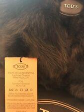 Tods Echtpelz Fuchs Real Fur Fox Handtasche Handbag Vera PellicciaVolpeArgentina