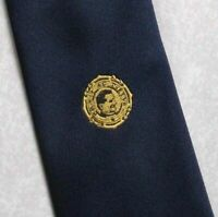 Tie TOOTAL Vintage Mens Necktie 1970s 1980s Club Association