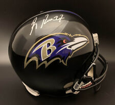 Ray Rice SIGNED Baltimore Ravens F/S Helmet SB XLVII ITP PSA/DNA AUTOGRAPHED