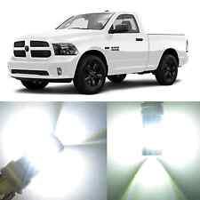 Alla Lighting Brake Signal Light 3157 T20 White LED Bulb for 03~16 Ram 1500 2500