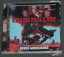 Ennio Morricone ONCE UPON A TIME IN THE WEST CD New Edition 2006 GDM Italy MINT