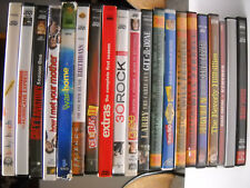 Personal Collection Lot 20 DVD TV series Sitcom, Comedy, Drama
