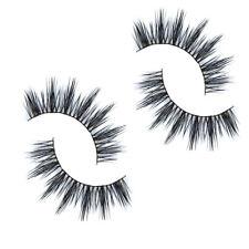 Pack of 2 Pairs 100% Mink Hair False Eyelashes - Natural Fake Strip Eye Lashes