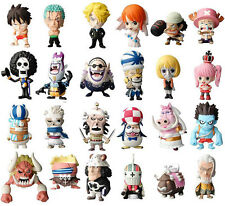 Ani-chara Heroes ONE PIECE VOL 6 Mini Big Head 24 Thriller Park Hen Plus Alpha