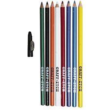 Graff Etch Hair Pattern Pencils 8 Piece Set - Classic Colors