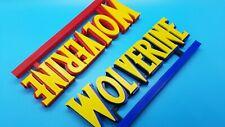 Hot Toys wolverine display logo