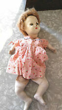 100 + Year Old Doll All Original Needs Tlc