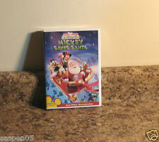 Disney Mickey Mouse Clubhouse  Mickey Saves Santa Mouseketales (DVD, 2006) NEW