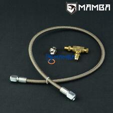 03~ MAZDA RX-8 LA-SE3P w/ Garrett GT28R GT30R Ball bearing turbo oil feed line