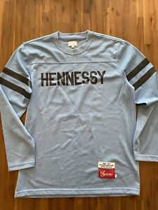 Supreme Hennessy Football Jersey Baby Blue L F/W 2011 Mobb Deep