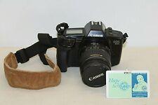 Canon EOS 650 35mm Camera - Body w/ Canon EF-28-105mm / 1:4-5.6 Lens
