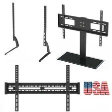 "Universal Tabletop TV Stand/Wall Mount Bracket TV Mount Holder for 32""-65"" TV US"