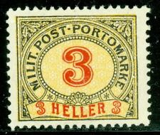 Mint Never Hinged/MNH Austrian Stamps
